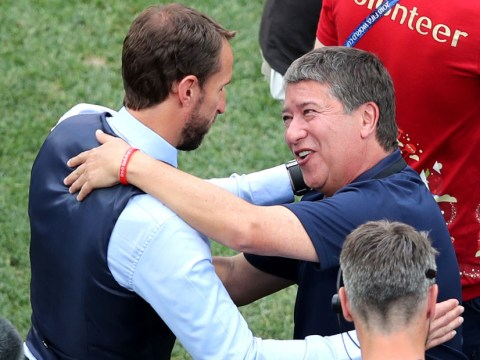 Panama coach congratulated Gareth Southgate for England brilliance at half-time