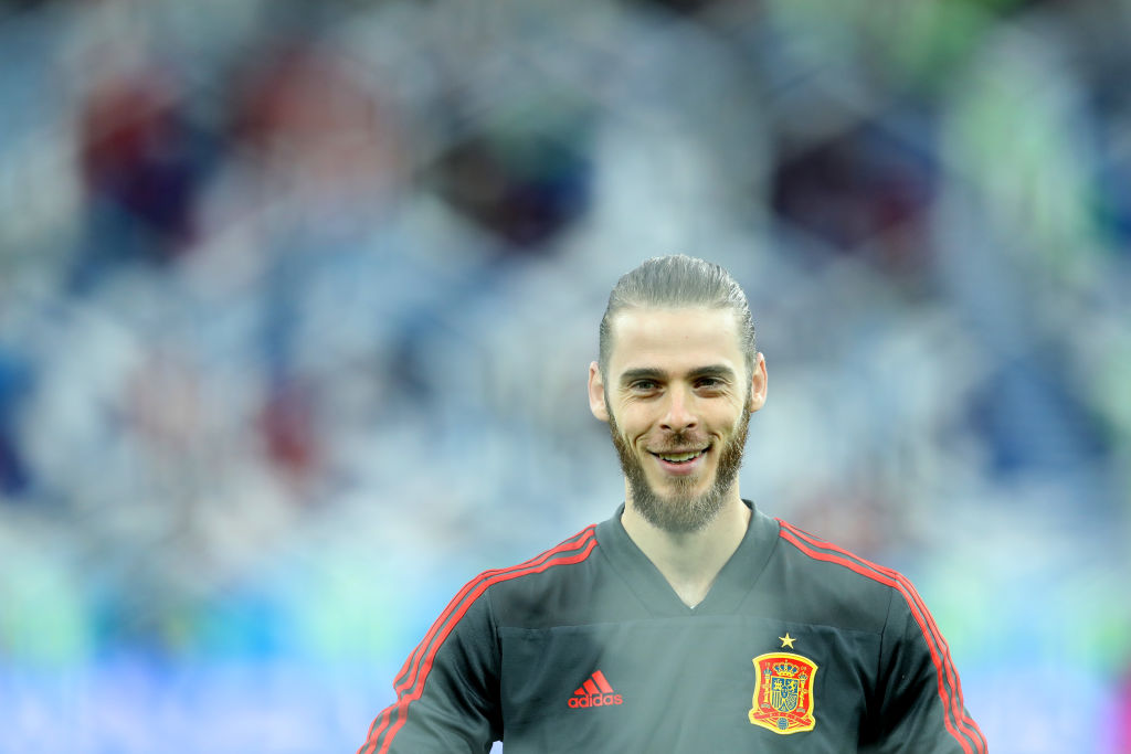 David de Gea to start for Spain against Russia despite talk of World Cup axe for Manchester United star
