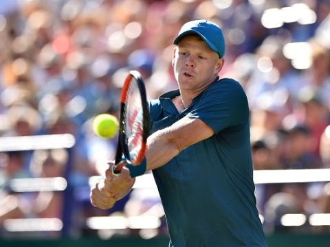 Battle of the Brits: Kyle Edmund beats Andy Murray at Eastbourne ahead of Wimbledon