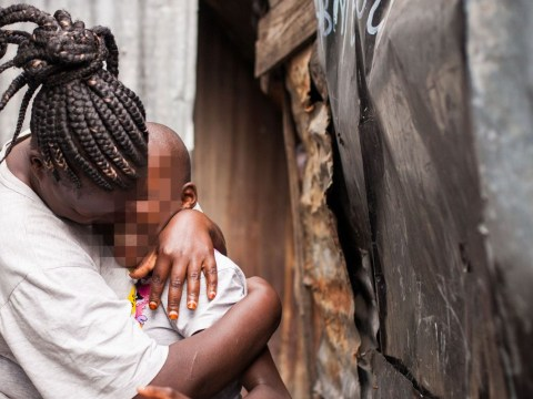 Olive's 8-year-old daughter was raped; her rapist is now serving life thanks to ActionAid