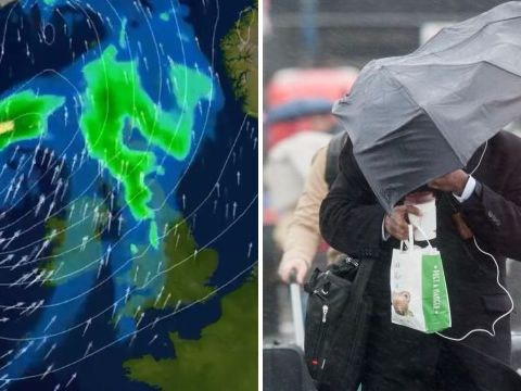 Storm Hector to bring warm weather to an end with winds of 70mph