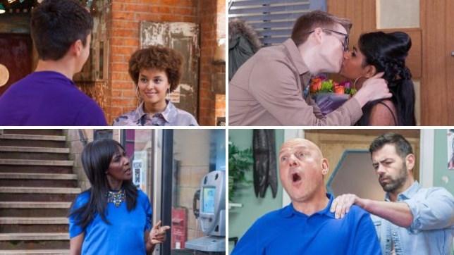 Hollyoaks spoilers for Ollie, Alfie, Yasmine, Simone, Dirk and Sylver