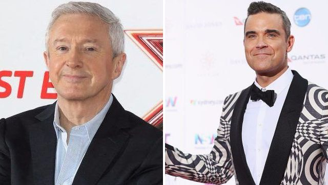Robbie Williams is favourite to be new X Factor judge as Louis Walsh leaves