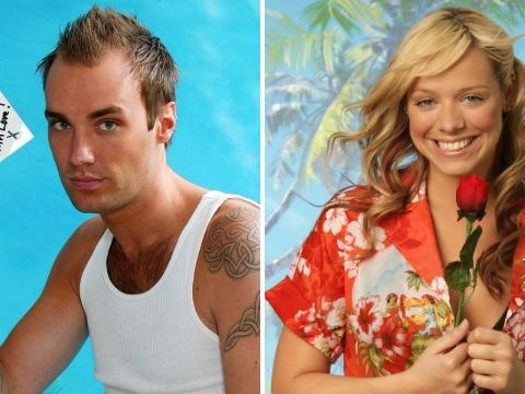 Now is the perfect time to look back at these cheesy promo shots from Love Island 2005