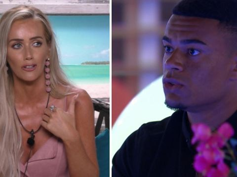 Love Island's Wes has a harsh slap of reality for Laura: 'We're not boyfriend and girlfriend'