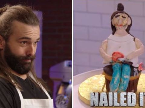 Queer Eye's Fab Five make adorable cake versions of themselves in epic Nailed It crossover