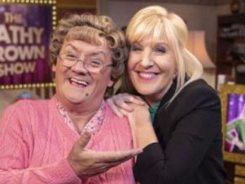 Brendan O'Carroll teases Agnes will battle an Alexa in Mrs Brown's Boys Christmas Special