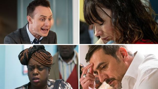 Soap spoilers for James in Hollyoaks, Chas in Emmerdale, Kim in EastEnders and Peter in Coronation Street