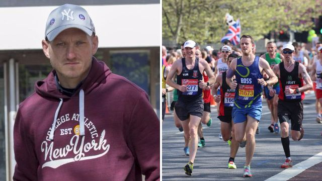 Homeless man who stole runner's number to finish London Marathon admits fraud