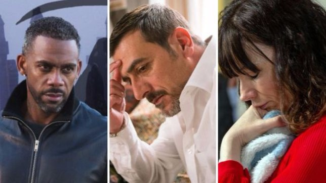 Soap spoilers for Vincent in EastEnders, Peter in Coronation Street and Chas in Emmerdale