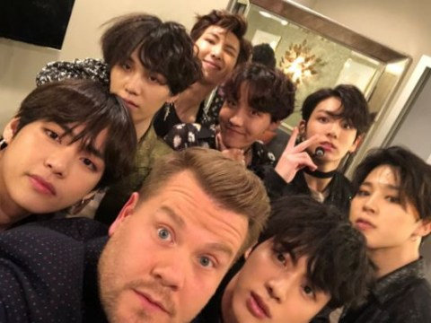 James Corden confirms BTS are returning to The Late Late Show and their episode is just days away