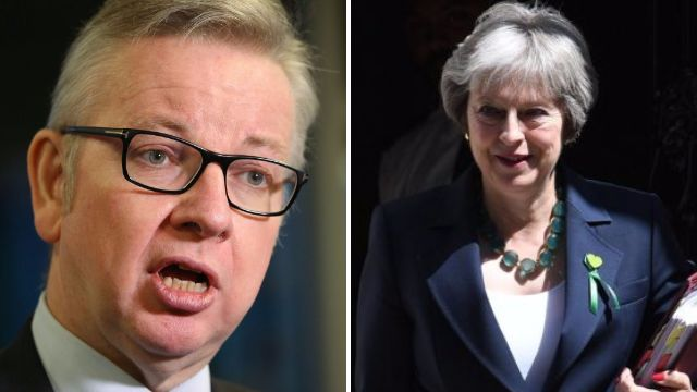 'Livid' Michael Gove rips Brexit papers after May downplayed his concerns