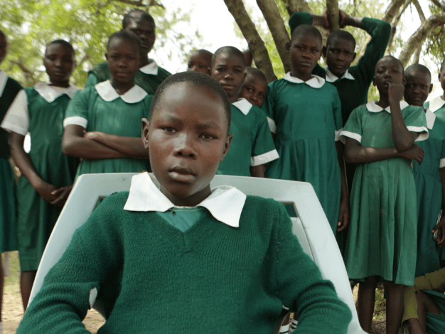 How ActionAid is beating period poverty and shaming in order to keep girls in school