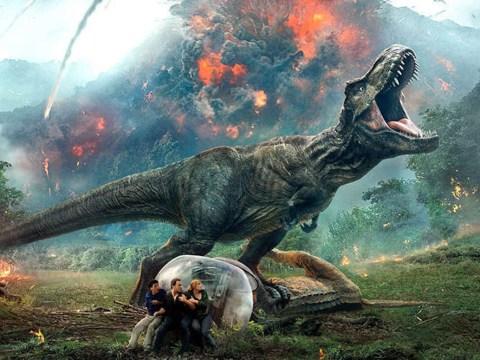 When is Jurassic World Fallen Kingdom out on DVD?