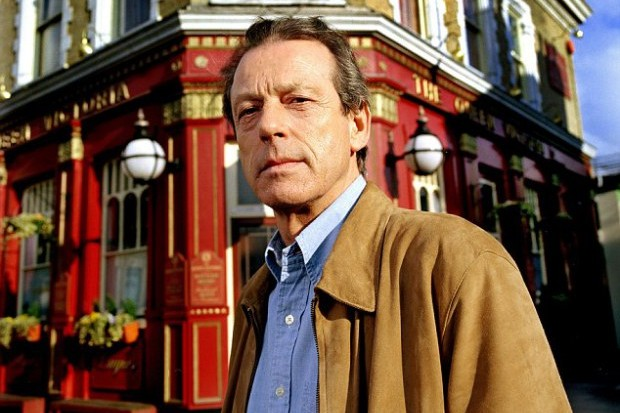 Leslie Grantham as Den Watts in EastEnders