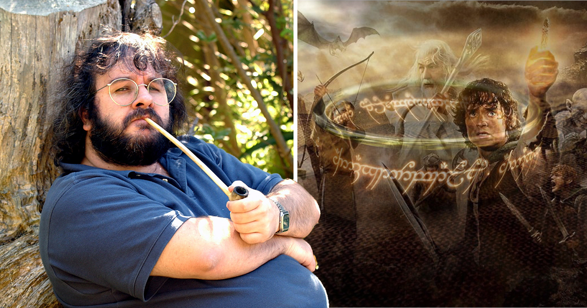 Peter Jackson is 'not involved at all' with Amazon's Lord Of The Rings TV series
