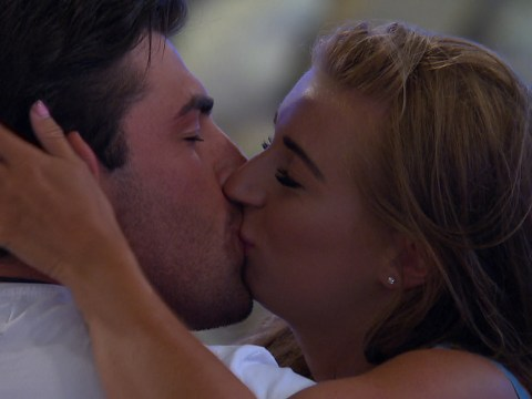 Dani Dyer 'feels like Meghan Markle' after sharing a snog with Jack Fincham on Love Island