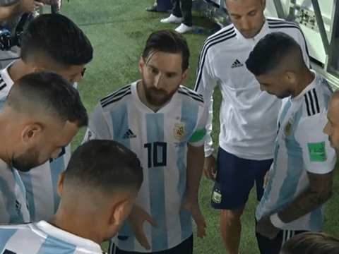 Lionel Messi's half-time team talk in tunnel crucial to Argentina fightback, says Rio Ferdinand