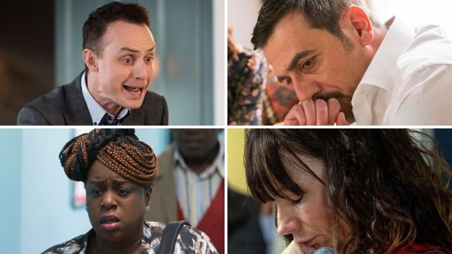 Soap spoilers for James in Hollyoaks, Peter in Coronation Street, Kim in EastEnders and Chas in Emmerdale