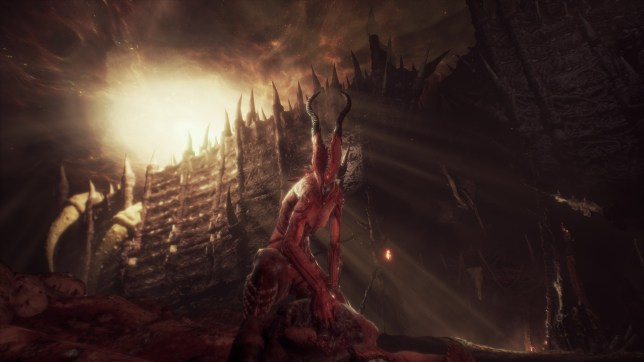 Agony (PS4) - Doomguy would make mincemeat of these demons