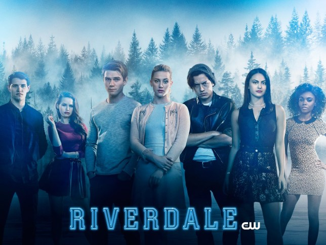 Riverdale season three is officially shooting, and the BTS shenanigans have started already (Picture: Netflix)
