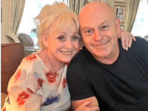Ross Kemp opens up about 'brave' TV mum Dame Barbara Windsor as she battle Alzheimer's