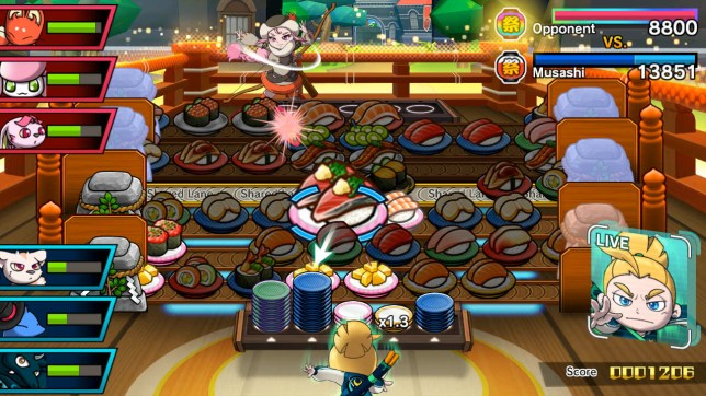 Sushi Striker (NS) - all you can eat