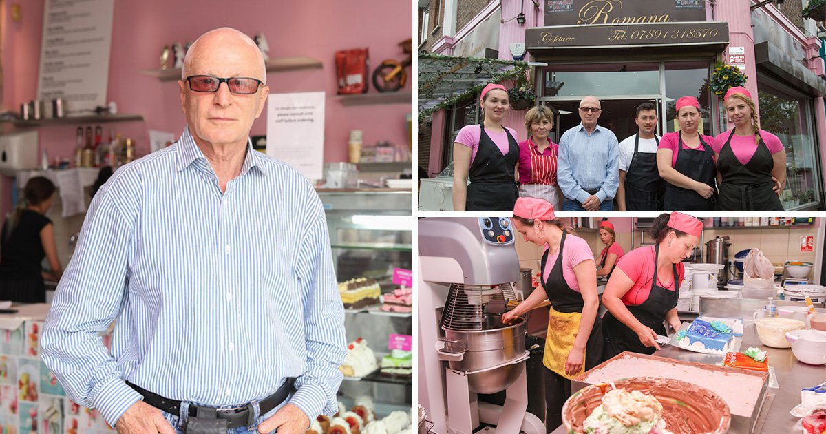 Romanian baker won't employ Brits because 'they don't work hard enough'