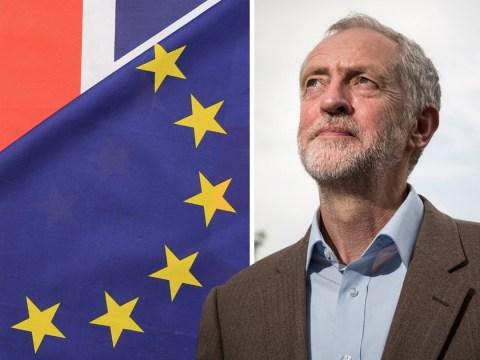 Jeremy Corbyn told to back new Brexit referendum by 18 London Labour MPs