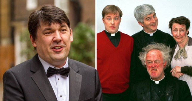 Graham Linehan confirms Father Ted is becoming a musical