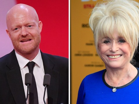 Fans left emotional as EastEnders Jake Wood dedicates British Soap Award to Barbara Windsor