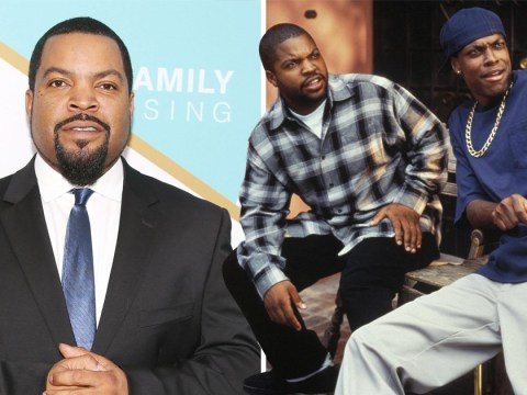 Ice Cube 'finishing script' for Friday reboot and it's time to get very excited
