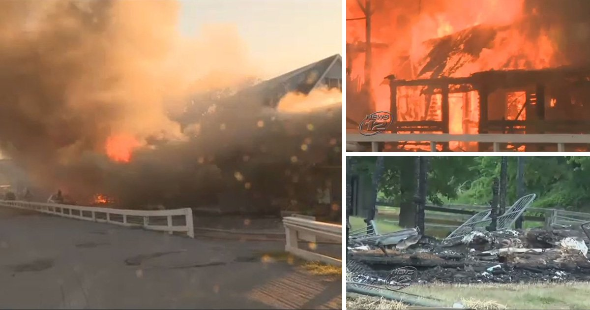 All 28 racehorses killed after barn catches fire in night