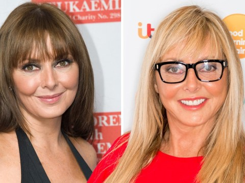 Carol Vorderman divides viewers with drastic blonde transformation