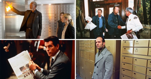 10 of the best heist movies on Netflix to celebrate the