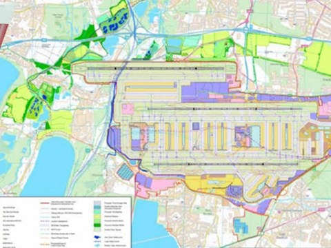 Heathrow Airport third runway gets green light from Government