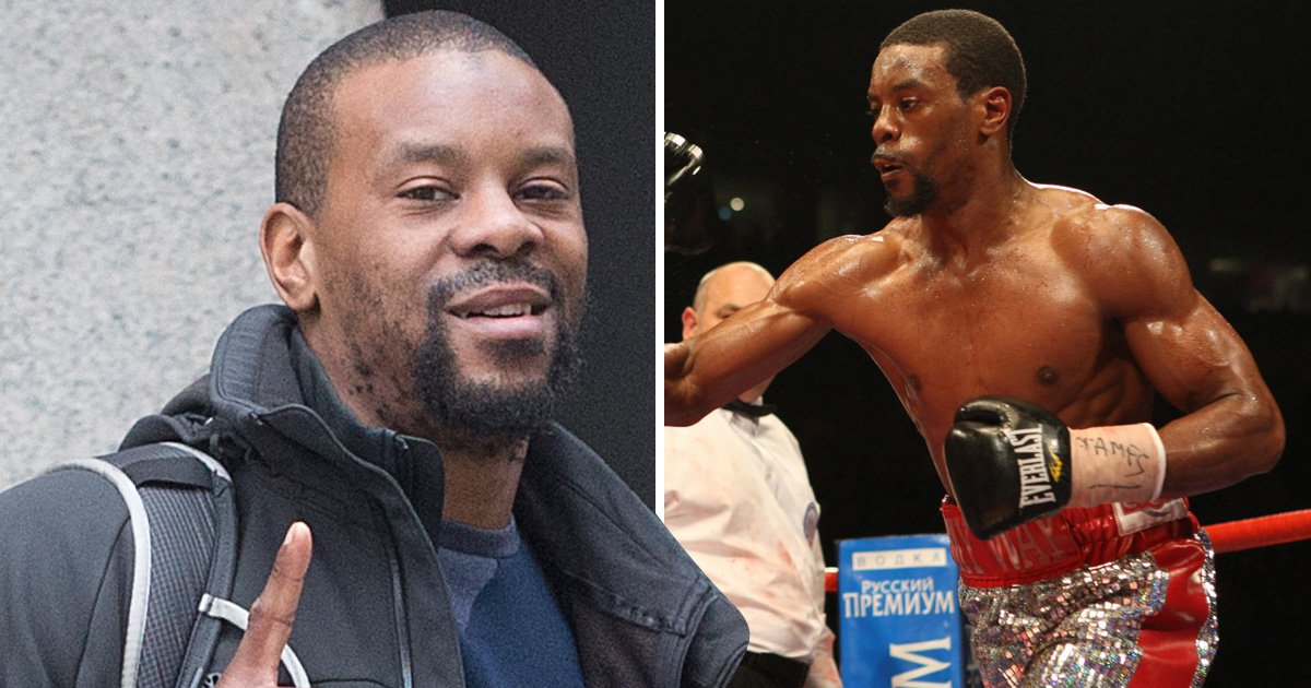 Former boxing champ Anthony Small cleared of calling for terror attacks