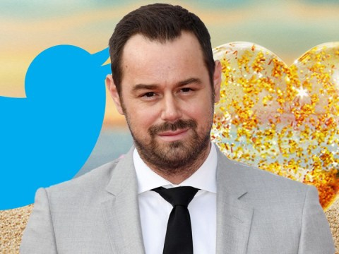 Danny Dyer was most tweeted celebrity during Love Island as daughter Dani cracks on