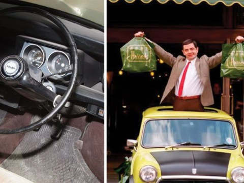 Mr Bean's actual car is for sale right this second if you have a spare $60,000