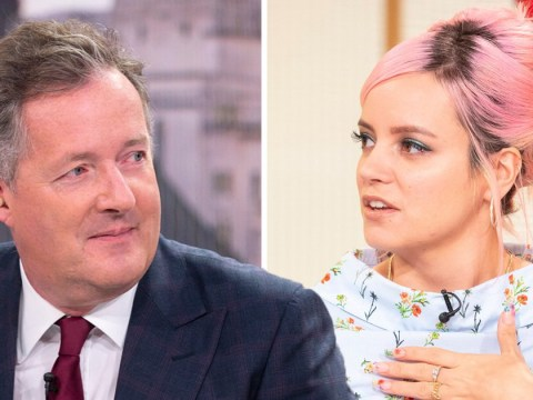 Lily Allen and Piers Morgan's war of words is back – and they've peaked way beyond simple banter