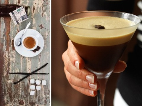 You can now get espresso martinis delivered to your door