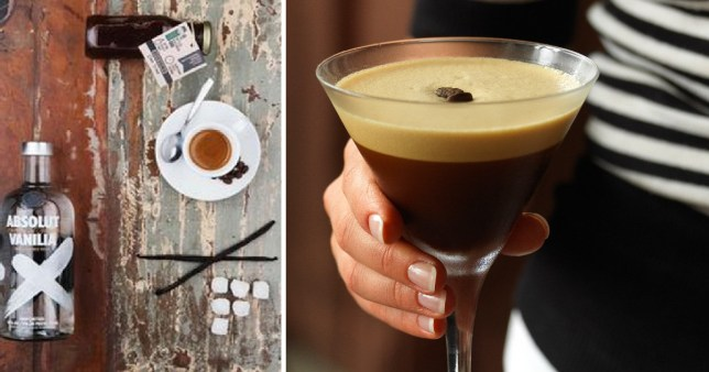 The Bottled Bartender will post espresso martinis to your