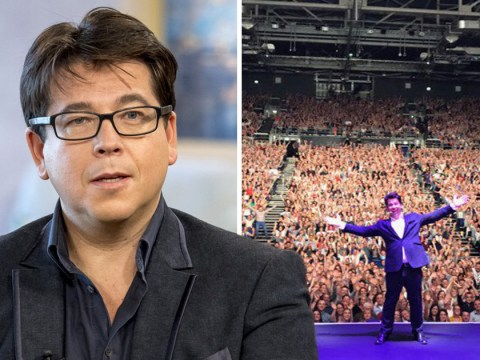 Michael McIntyre admits return to stage was 'touch and go' as he holds first gig since mugging