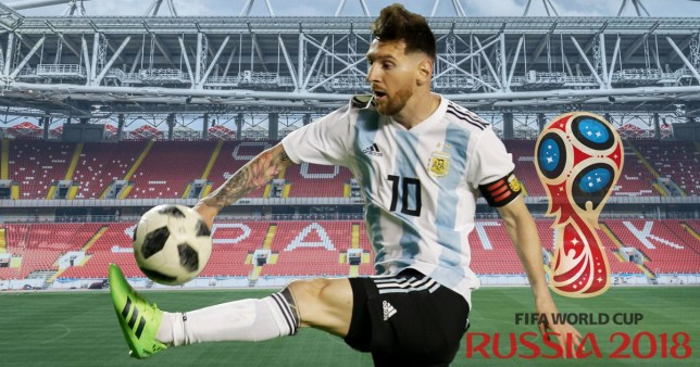 9d7ec383c Can Lionel Messi emulate Diego Maradona by guiding Argentina to ...