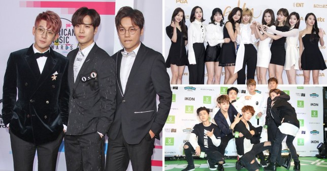 K-Pop bands EXO-CBR and iKON go platinum in new music accreditation