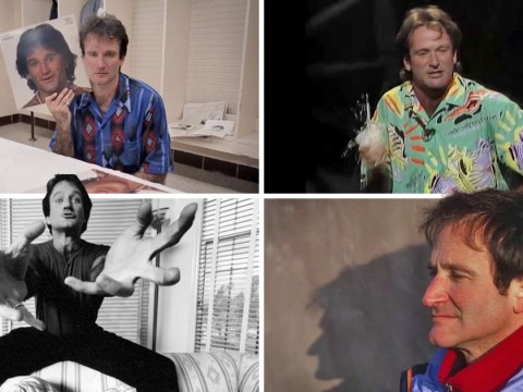 Heartbreaking trailer for HBO's new Robin Williams documentary unveiled