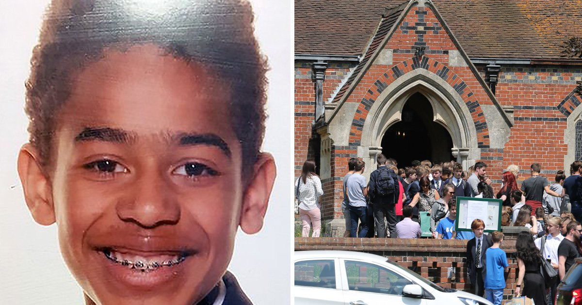 Body of schoolboy, 15, found in graveyard two days after he disappeared from home