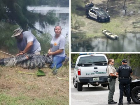 Woman killed by alligator while out walking her dogs