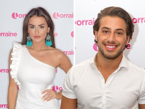 Love Island's Amber Davies gives verdict on Kem and Kendall romance: 'I'd rather watch paint dry'