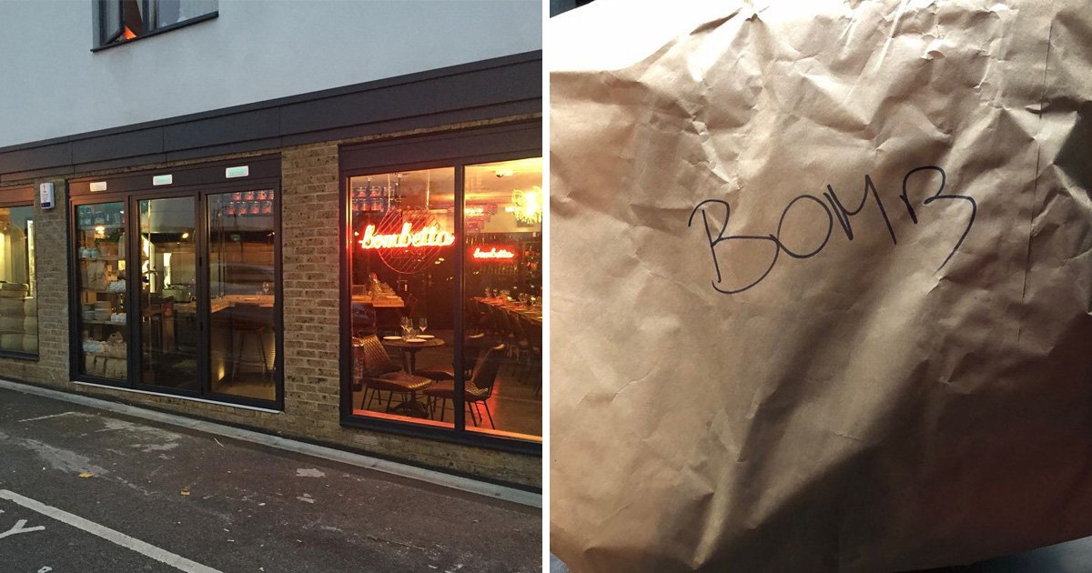 Police called after artisanal loaf of bread mistaken for bomb